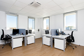 Un espace de coworking à Cugnaux
